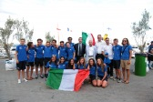 CAMPIONATO EUROPEO OPTIMIST CROTONE - UN FINALE COL BOTTO!!!