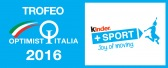 CLASSIFICHE TROFEO OPTIMIST ITALIA KINDER + SPORT 2016